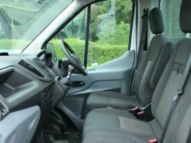 2017 Ford Transit 2.0 TDCi 130ps 350 L2 Single Cab Tipper RWD Tipper Truck Diese