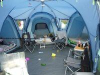 Huge 8 man family tent