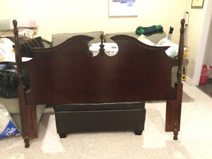 Strathroy furniture Queen head board Canadian Made