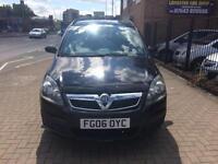 2006 Vauxhall Zafira 1.6i 16v ( a/c ) Life 12 MOT 2 Owners Bargain