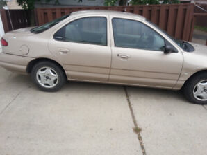 1998 Ford Contour good working condition,low maintenance