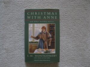 Christmas With Anne And Other Holiday Stories Hardcover Book