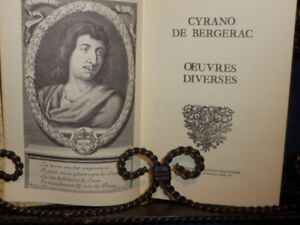 Cyrano de Bergerac:  Oeuvres diverses Editions Berger-Levrault