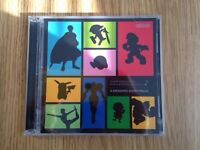 Club Nintendo Smash Bros Wii U / 3DS OST