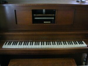 Henry Herbert  Player Piano