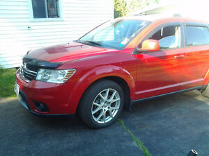 2013 Dodge Journey SUV, Crossover