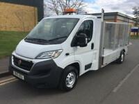 2015 Fiat Ducato 3.0 JTD Power 40 Maxi Beavertail Manual Vehicle Transporter