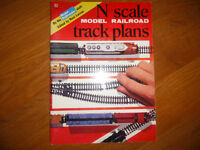 N Scale Model Railroad Track Plans by Russ Larson