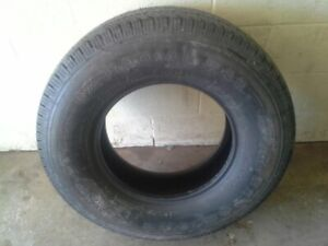 FIRESTONE STEELTEX TIRE