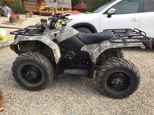 ATV Yamaha Kodiak 450 4x4