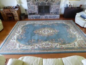Indian made Persian style carpet