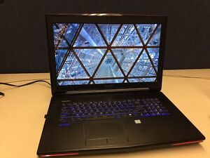 MSi gt72 Gaming Laptop 17'