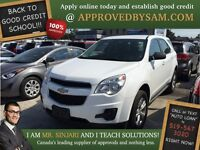 "Newer Chevrolet Equinox - TEXT ""AUTO LOAN"" TO 519 567 3020"