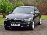 BMW 1 Series 116d 1.6 efficient dynamics 5dr DIESEL MANUAL 2014/14