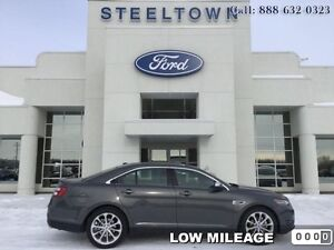 2016 Ford Taurus LIMITED AWD LEATHER/MOON   - $195.43 B/W - Low