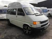 ☆ VOLKSWAGEN TRANSPORTER SD SWB 2.4 DIESEL ☆ AUTO HIGH TOP CAMPER CONVERSION ☆