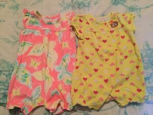 0-3 month Baby Girl clothes London Ontario image 2