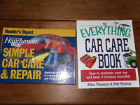pair of car books for $10