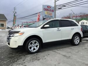 2011 Ford Edge AWD SEL  Free winter tires on all cars and SUV'S