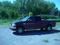 2003 Ford F-150 Fourgonnette, fourgon