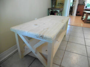 Coffee table or Bench 4ft (Free Delivery)