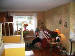 $650 Pitt meadows peaceful and lovely ROOM