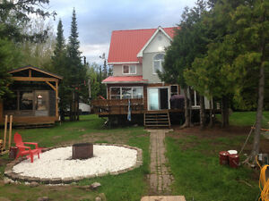 Cottage for sale-Pivabiska Lake - Hearst
