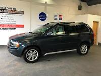 Volvo XC90 2.4 AWD 185 Geartronic D5 SE 5 Door 7 Seater 4x4