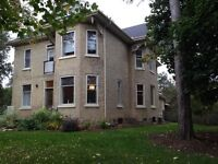 40 Acre HOBBY-FARM WITH SUPERB VICTORIAN HOME