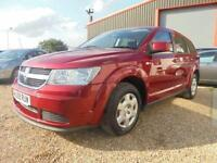 2009 59 DODGE JOURNEY 2.0 SE CRD 5D 138 BHP DIESEL