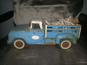 Antique Metal Truck, Rare car Book, Miscellaneous Collectibles