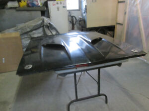 1970  - 1974  barracuda rally hood