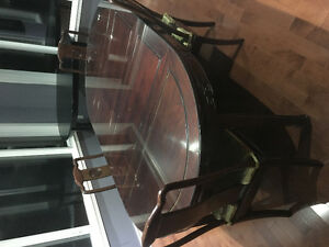 5 Piece Doning room set with buffet - 1000 obo Kitchener / Waterloo Kitchener Area image 1