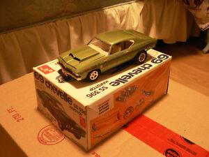 1/25 Scale Car Models