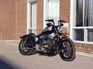2009 HARLEY NIGHSTER for sale only 5,750km!! Reduced price!!!