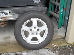 KUMHO TIRES ON JEEP RIMS