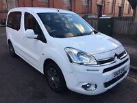 2013 CITROEN BERLINGO WHEELCHAIR ACCESS