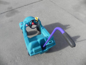 little tikes- push car for toddlers