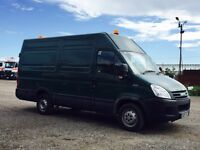 IVECO DAILY 35S12 'MWB HI-ROOF' (2009 - 09 REG) '2.3 DIESEL' (1 COMPANY OWNER FROM NEW)