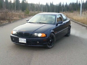 2001 BMW 3-Series Coupe (2 door)