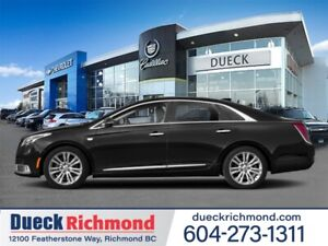 2018 Cadillac XTS Luxury   - Low Mileage, Navigation