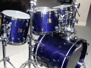 Yamaha Made in Japan 2007 Maple Custom Absolutes drums