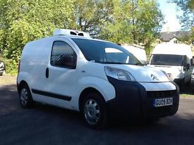 2009 Citroen Nemo 1.4HDi 8v 70 LX fridge van butchers ?? Shop? Butty shop ect