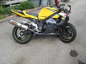 2004 suzuki gsxr-1000 parts bike
