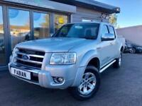 Ford Ranger 2.5TDCi 4x4 XLT Thunder Double Cab **NO VAT - LEATHER - FSH**