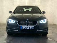2014 64 BMW 520D SE AUTO SAT NAV LEATHER HEATED SEATS PARKING SENSORS 1 OWNER