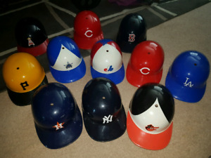 Major League Baseball Plastic Helmets