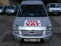 2013 FORD TRANSIT CONNECT VAN LWB LIMITED T230 High Roof 1.8 TDCi 110ps Diesel