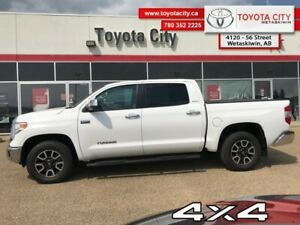 2015 Toyota Tundra LIMITED  - Leather Seats -  Heated Seats - $2