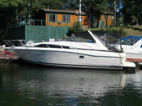 TRADE FOR SPORTS CAR - 1996 Bayliner 3255 Avanti Express Cruiser